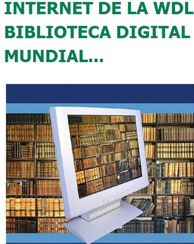 WDL WORLD DIGITAL LIBRARY 3