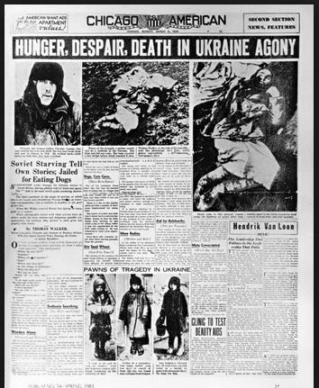 HOLODOMOR STALIN's Communist GENOCIDE 14