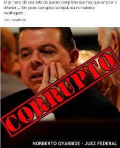 JUECES CORRUPTOS OYARBIDE 01