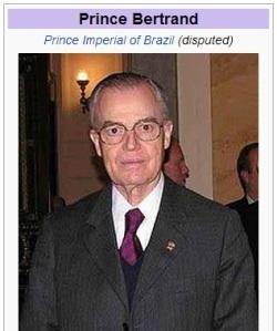 PRINCIPE BERTRAND Brasil