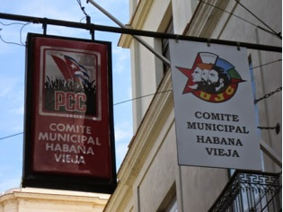 PARTIDO COMUNISTA CUBANODE LOS HERMANOS CASTRO