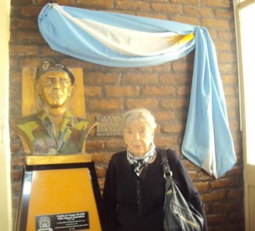 CARTA DE LA MADRE DEL HEROE DE MALVINAS QUE MURIO