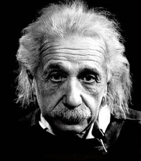 Albert Einstein. I am not rude. I am Honest, I just speak what's on my mind, even if most can't handle the truth.