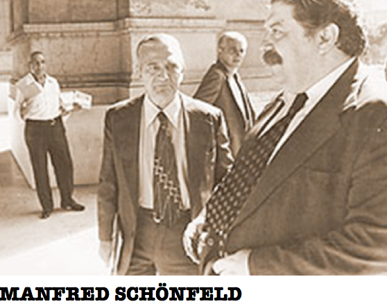 MANFRED SCHONFELD