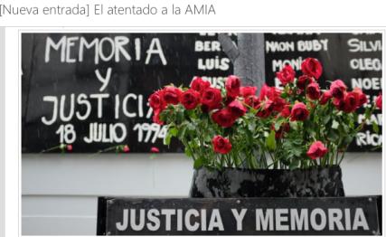 A 22 anos del peor ataque terrorista a Argentina