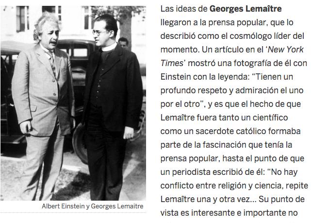 Alberdi Yrigoyen Einstein y Lemaitre ¿Verdad o Mentira? Gaston y Carlos Discuten Inteligentemente (https://wp.me/p2jyBb-1zL)